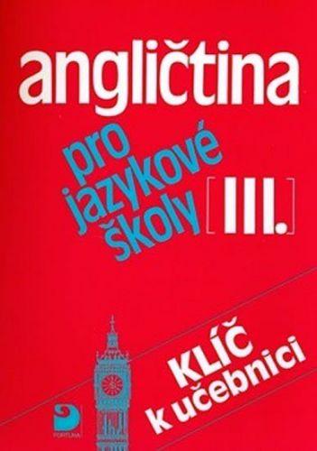 Soňa Nacherová: Angličtina pro jazykové školy III. cena od 89 Kč