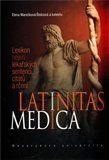 Elena Marečková-Štolcová: Latinitas medica cena od 695 Kč