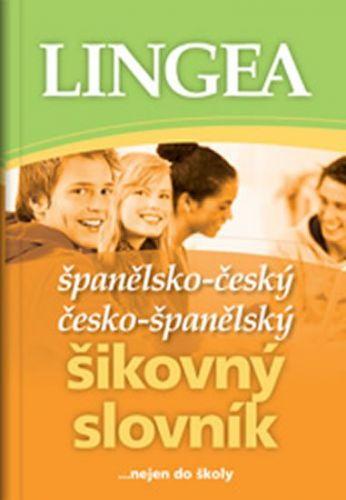 Kolektiv autorů: Španělsko-český česko-španělský šikovný slovník cena od 170 Kč