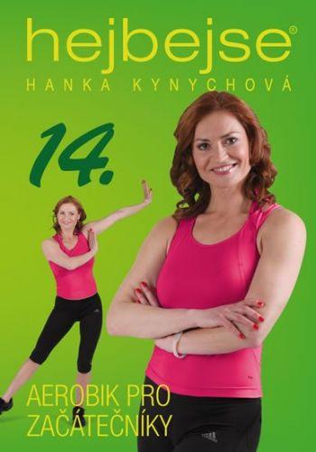 Hanka Kynychová: Hejbejse 14 - Aerobik pro začátečníky - DVD cena od 129 Kč