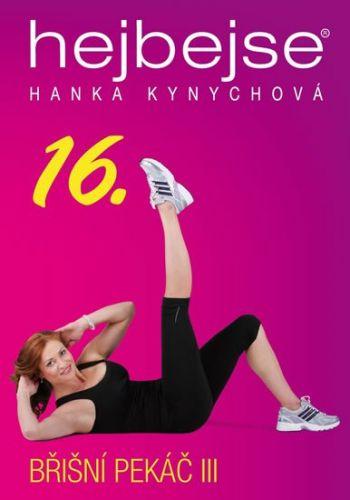 Hejbejse 16 - Břišní pekáč III. - DVD cena od 139 Kč