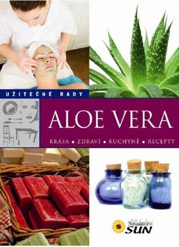 Radilová Kateřina: Aloe vera - Užitečné rady cena od 65 Kč