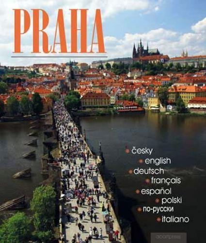 Vladimír Bárta  ml.: Praha (ČJ, AJ, NJ, FJ, ŠJ, Pol.J, RJ, IJ) cena od 477 Kč
