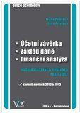 Ivana Pilařová, Jana Pilátová: Účetní závěrka - Základ daně - Finanční analýza cena od 137 Kč