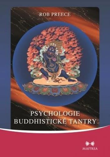 XXL obrazek Rob Preece: Psychologie buddhistické tantry