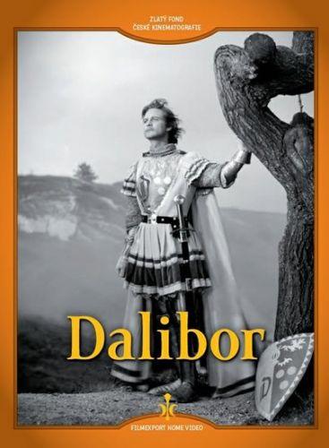 Dalibor - DVD (digipack) cena od 85 Kč