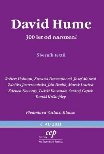 Marek Loužek: David Hume - 300 let od narození - Sborník textů cena od 102 Kč