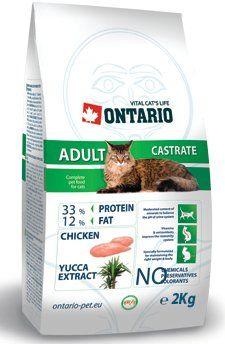 Ontario Castrate 2 kg