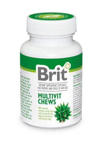 BRIT Multivit Chews Aloe Vera 60 tablet