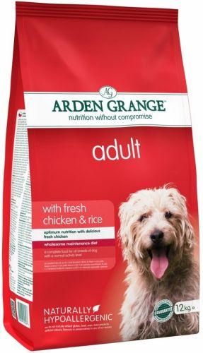 Arden Grange Adult Chicken & Rice 6 kg