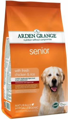 Arden Grange Senior 6 kg cena od 529 Kč