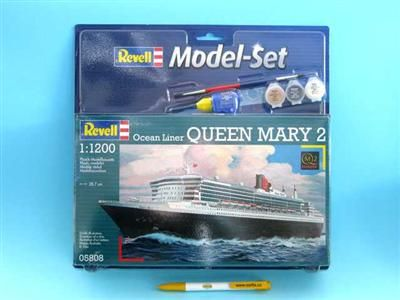 XXL obrazek Revell QUEEN MARY 2 65808