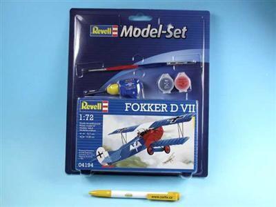 Revell Fokker D VII 64194 cena od 254 Kč