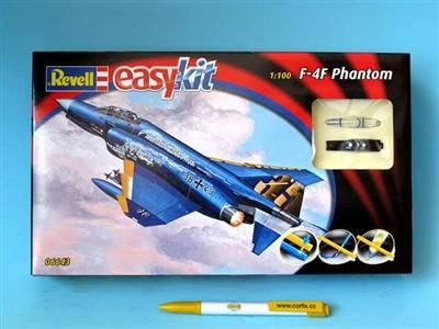 Revell F-4 Phantom 06643 cena od 259 Kč