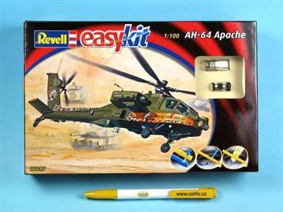 Revell AH-64 Apache 06646 cena od 237 Kč
