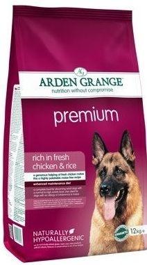 Arden Grange Premium 12 kg cena od 1123 Kč