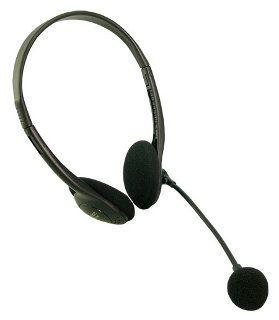 LOGILINK - Stereo sluchátka s mikrofonem