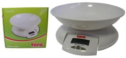 TORO váha 3 kg cena od 499 Kč