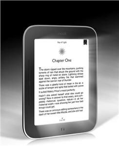Nook Simple Touch Glowlight E-book