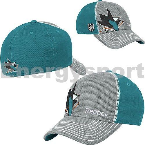 Reebok Cap Draft Day San Jose Sharks 12 kšiltovka - Srovname.cz 52ab3443cd