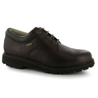 Brasher Walking Shoes Black