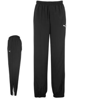 Puma Essentials Closed Hem Woven Pants Junior tepláky cena od 0 Kč