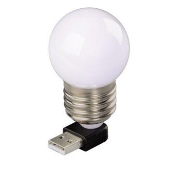 Hama USB LED světlo Žárovka