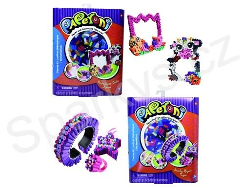 Spin Master Paperoni Themed Kit cena od 109 Kč
