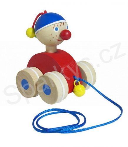 Detoa Tahací hračky - kluk cena od 202 Kč