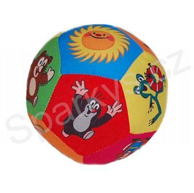 Moravská ústředna Krtek - textilní míč cena od 269 Kč