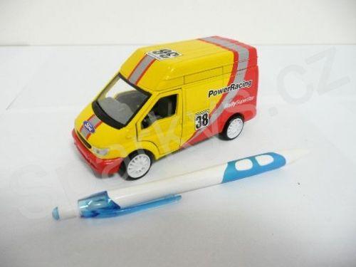 HM Studio Ford Transit - závodní cena od 30 Kč