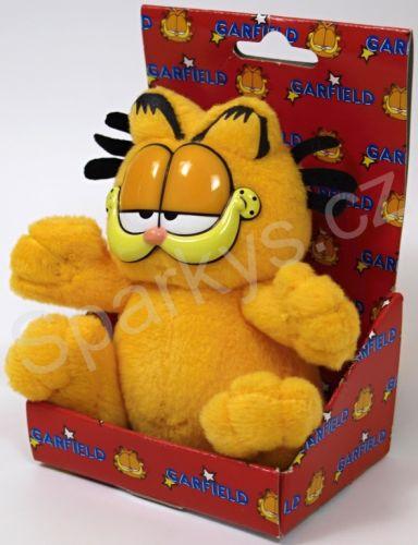 Moravská ústředna Garfield 10 cm - sedící cena od 217 Kč