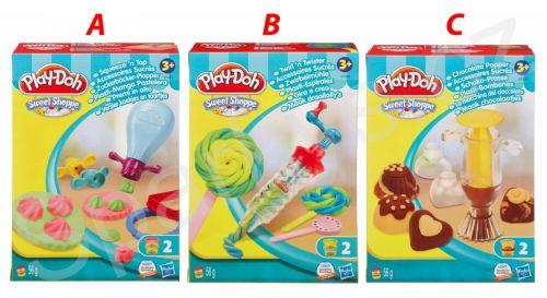 Hasbro Play Doh Výroba sladkostí cena od 0 Kč