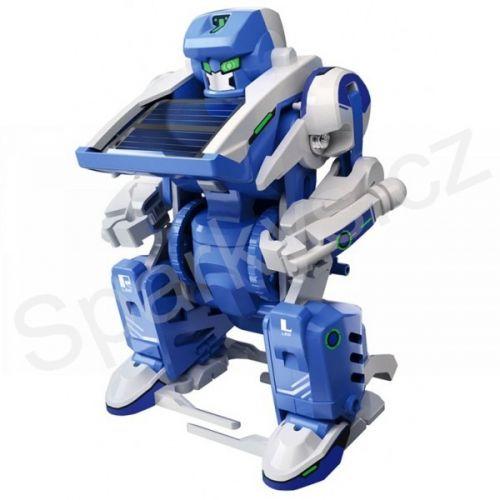 Sparkys Robot na solární pohon 3v1
