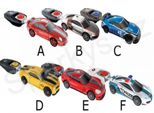 Mega Bloks Need for Speed FS auta