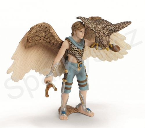 Schleich Arelan s orlem cena od 220 Kč