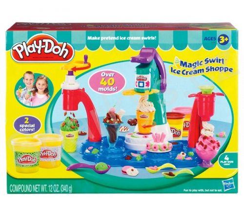 Hasbro Play Doh - Továrna na zmrzlinu cena od 0 Kč