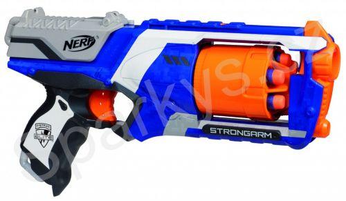 Hasbro NERF STRONGARM ELITE 36033 cena od 348 Kč