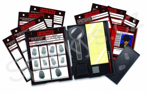 Set otisky prstů - Detektivní věda