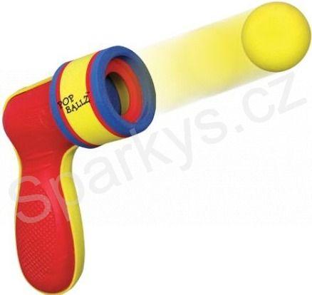 Zing Pistolka s míčky Pop Ballz cena od 0 Kč