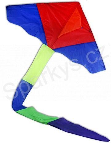 Rappa Létající drak Rogalo 115 x 50 cm cena od 82 Kč