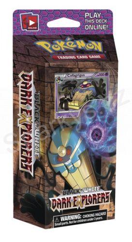 Pokémon Company: Pokémon: BW5 Dark Explorers PCD cena od 0 Kč