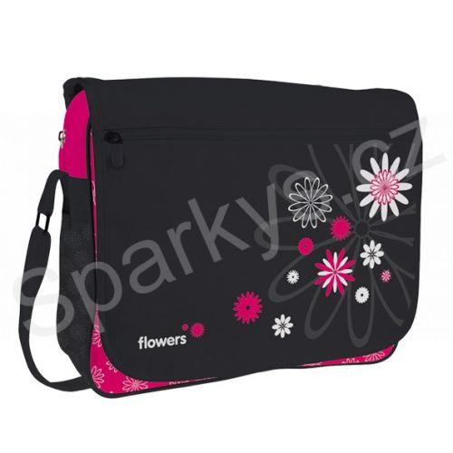 Karton P+P Taška přes rameno Flowers