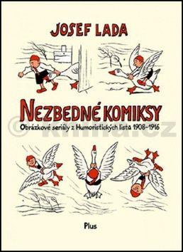 Josef Lada: Nezbedné komiksy cena od 701 Kč