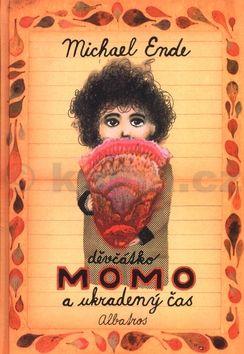 Michael Ende: Děvčátko Momo a ukradený čas cena od 203 Kč