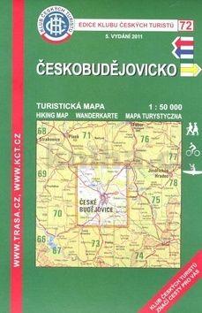 KČT 72 Českobudějovicko cena od 99 Kč