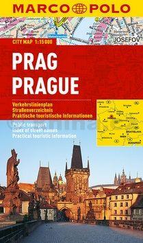 Praha - lamino MD 1:15 000 cena od 112 Kč