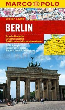 Berlín - lamino MD 1:15 000 cena od 110 Kč