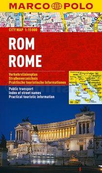Řím - lamino MD 1:15 000 cena od 123 Kč