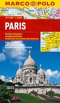 Paříž - lamino MD 1:15 000 cena od 129 Kč